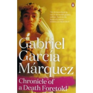essays about chronicle of a death foretold The novel chronicle of a death foretold written by gabriel garcia marquez was originally written in spanish the novel talks about a murder of the man santiago nasar, who was killed by the vicario brothers, who tried to pay him back for damaging their family's honor by taking their sitser's.