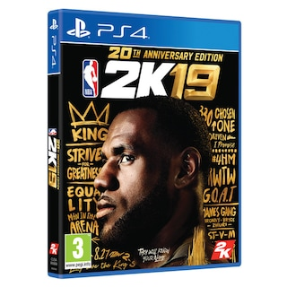 PS4 NBA 2K19 Special Edition PS4 Oyun