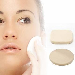 Yüz Temizleme Makyaj Çıkarma Süngeri Elastik Sünger 2'li