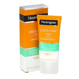 Neutrogena Visibly Clear Yağsız Yüz Nemlendirici 50ml