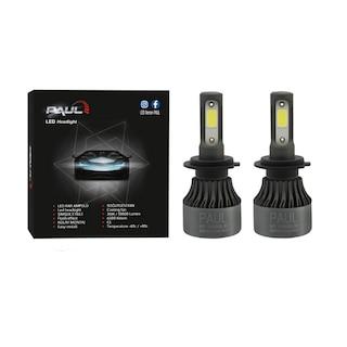 LED Xenon Ampul (PAUL) 10.000 lm Güç Şimşek Etkili