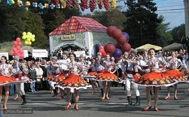 MOLDOVA TURU İZMİR ÇIKIŞLI 6 GÜN 5 GECE