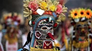 """Bulgaristan """"Surva Maske Festivali"""" Turu"""
