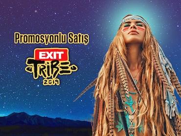 Exit Festival 2019 (Bilet+Kamp+Uçak(THY)