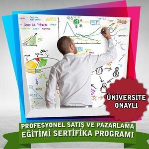Profesyonel Satış ve Pazarlama Eğitimi Sertifika Programı