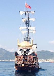 Marmaris Viking Tekne Turu