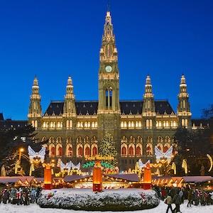 2 Kişi, Yılbaşı, Budapeşte & Viyana & Prag, 7 Gece 8 Gün