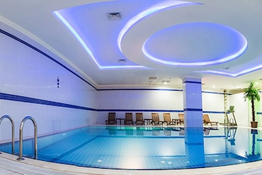 Çankaya Grand Work Hotel Anka Spa'da Masaj Keyfi ve Spa Kullanımı