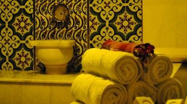 Çankaya Grand Work Hotel Ares Spa'da Masaj Keyfi ve Spa Kullanımı