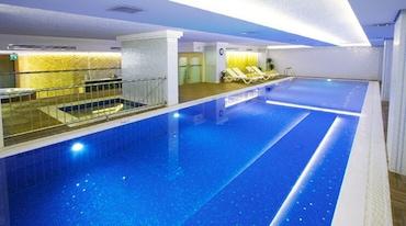 Grand Makel Hotel Topkapı Gold Spa'da Masaj Keyfi ve Spa Kullanım