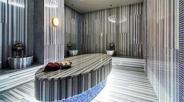 Harbiye Arts Hotel Tuana Spa'da Masaj Keyfi ve Spa Kullanımı