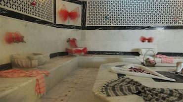 Manisa Turgutlu Kaynesia Hotel'de Masaj Keyfi ve Spa Kullanımı