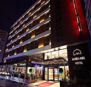 Beylikdüzü Mard-İnn Hotel'de Konaklama, Kahvaltı ve SPA Keyfi