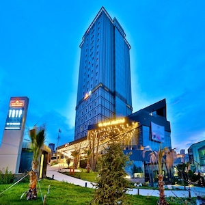 Tryp By Wyhndam İstanbul Airport