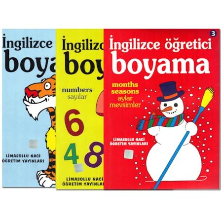 Limasollu Naci Ingilizce Ogretici Boyama Serisi N11 Com