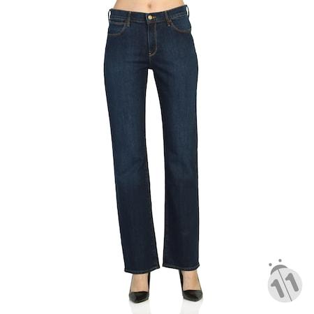 4b760b4b Wrangler Tına Kot Pantolon W242x479g Kadın Easy Blue - n11.com