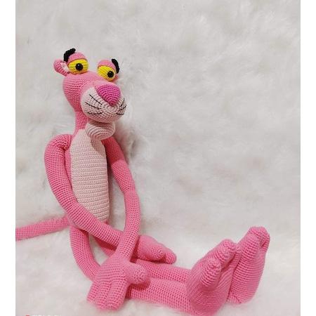 Antalya içinde, ikinci el satılık Amigurumi oyuncak pembe panter ...   450x450