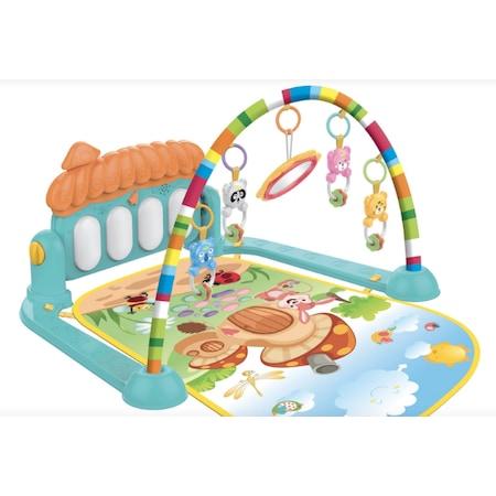 Çocuk Oyun Halılarıyla Eğlence Zamanı