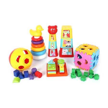 6 Aylık Bebek Oyuncakları