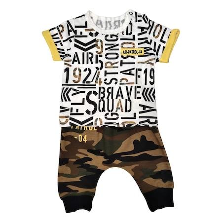 Rahat 3-6 Ay Arası Erkek Bebek Giyim