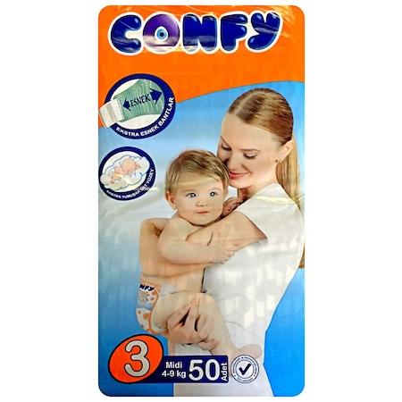 Konforlu Bebek Bezi Yapısı