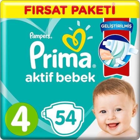 İlk Günden İtibaren Prima Bebek Bezi