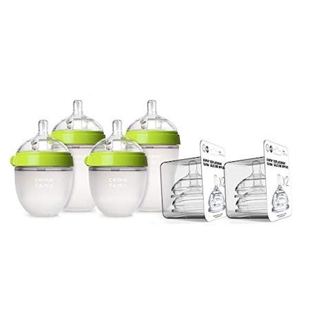 Bebeğin Gelişimine Uygun Comotomo Biberon Modelleri