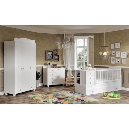 Farklı Bebek Odası Modelleri ile Çeşitli Düzen Önerileri