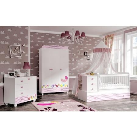 Çevre Dostu Bebek Odası Takımı Modelleri