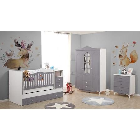 Bebek Odası Takımı Seçenekleri ile Aklınızdaki Ürünlere Kavuşun