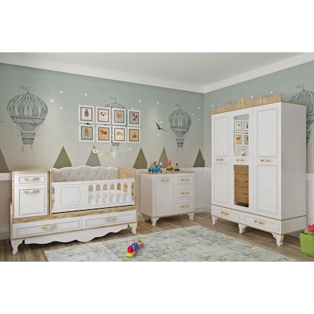 Konforlu ve Estetik Bebek Odası Takımları