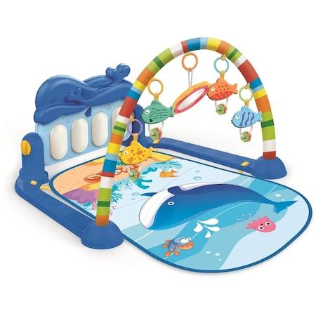 Bebeğiniz İçin Doğru Oyun Halısı Seçimi