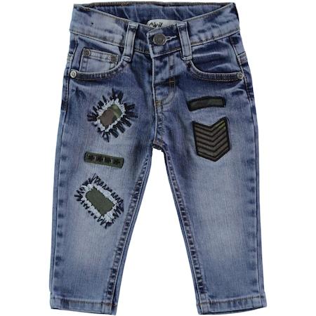 Çocuklara Uygun Özelliklerde Erkek Çocuk Pantolonları