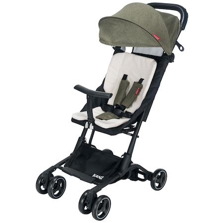 Bebek Arabasında Güvenli Seyahat