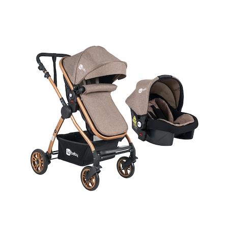 Travel Sistem Bebek Arabası Hem Pratik Hem Estetik