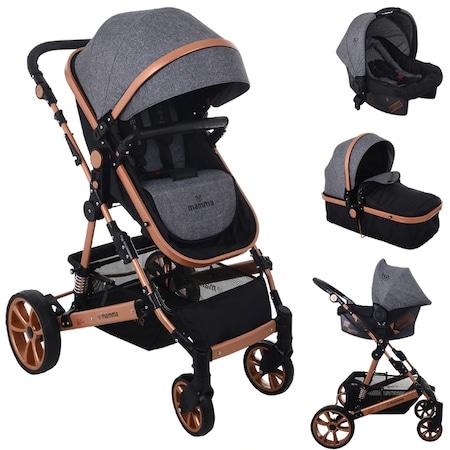 Travel Sistem Bebek Arabası Güvenli ve Dayanıklı