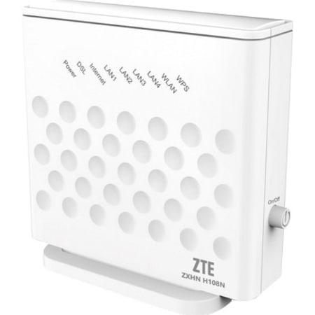 TTNET ZTE ZXHN H108N 4 port 300 mbps kablosuz adsl2+ modem