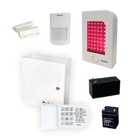 Yaşam Alanları için Güvenlik ve Alarm Sistemleri