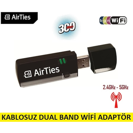 Airties Air2411 Wireless USB Adapter Windows 8 Driver Download