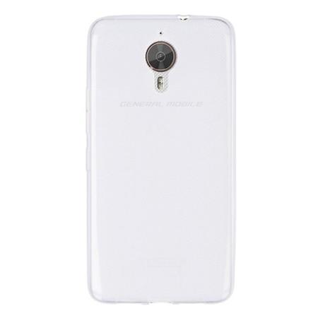 AntDesign See Through General Mobile 5 Plus 0 2mm Ultra Slim Tra