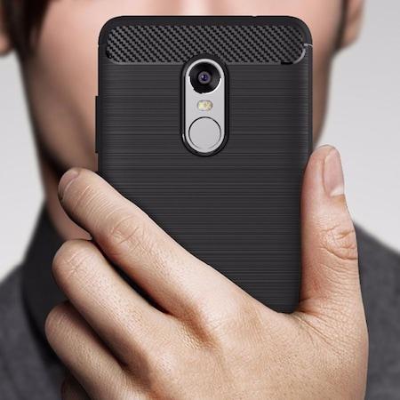 buy popular f43c1 2b79c Xiaomi Redmi Note 4X Kılıf Room Armor Case Model + Kırılmaz Cam