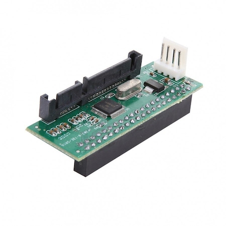 ... 40 pin Ide Female To Sata 7 15pin 22 pin Male Adapter Pata To Sat n11
