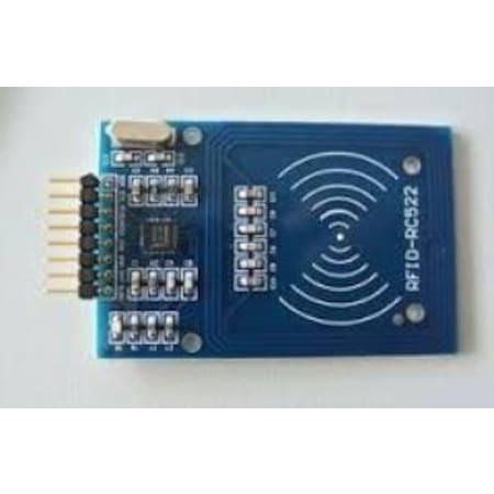 Arduino RFID RC522 NFC