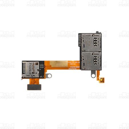Sony Xperia M2 Dual Sim Kart Okuyucu Yuva Ve Sd Card N11 Com