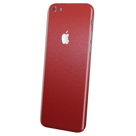 Iphone 6 Plus Red >> Apple Iphone 6 Plus Metallic Matte Red Kaplama N11 Com