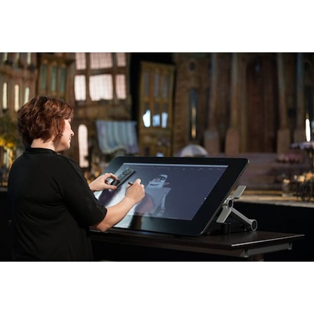 Wacom Cintiq 27hd Pen Display Dtk 2700