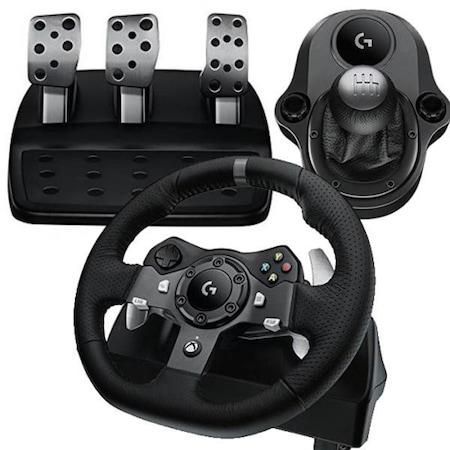 a1a0264c8d9 Logitech G29 Driving Force Yarış Direksiyonu + G29 Shifter / G29 ...