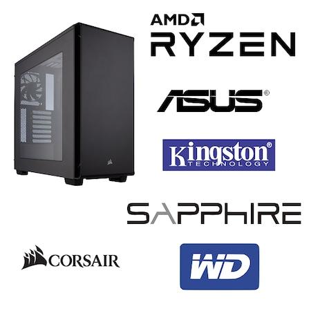 97e062233006e Rx 580 8gb Masaüstü Bilgisayar - Bilgisayar Modelleri - n11.com
