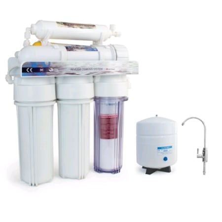 İçilebilir Ve Kullanılabilir Su İçin Su Arıtma Cihazı