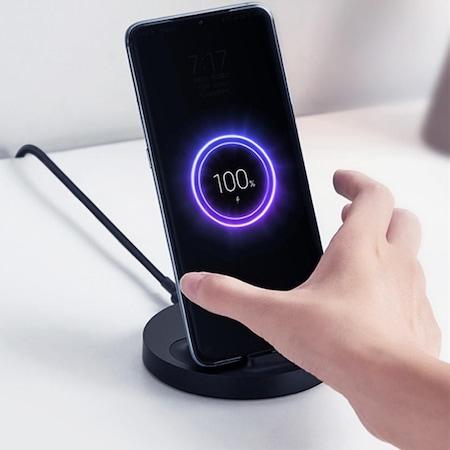 Xiaomi 20W Dikey Kablosuz Şarj Standı Fiyatları ve Özellikleri